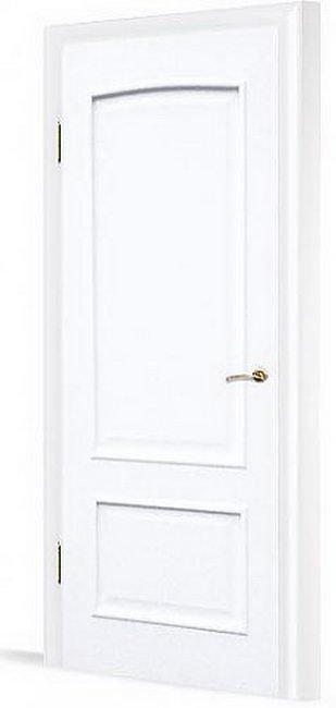Дверь в комплекте с четвертью