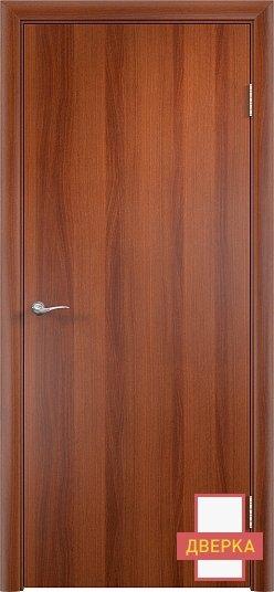 Дверь в комплекте гладкая